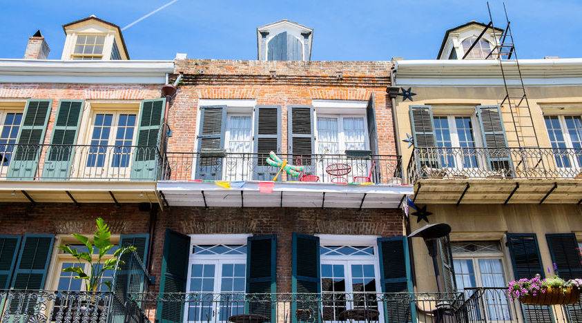 From New Orleans Homeowner to Renter (for Now)